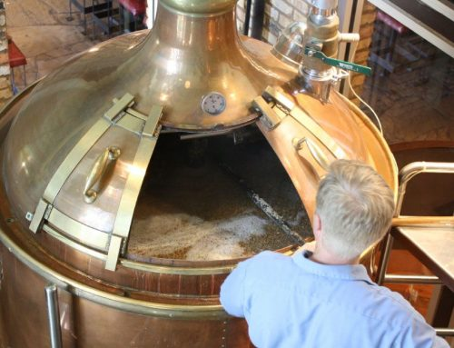 New Brewing Equipment
